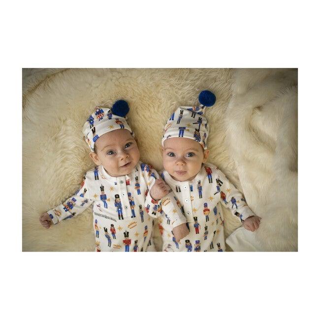 Onesie and Pom Pom Hat, Toy Soldiers