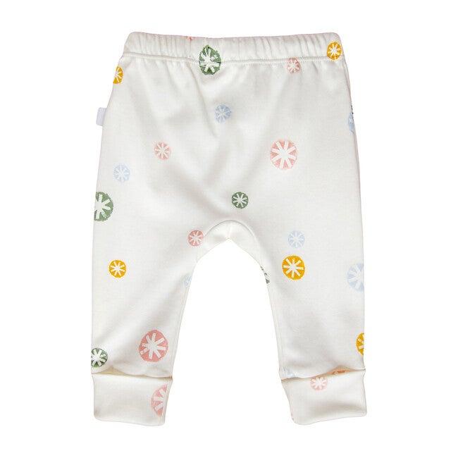 Snowflake Pants, Eco White