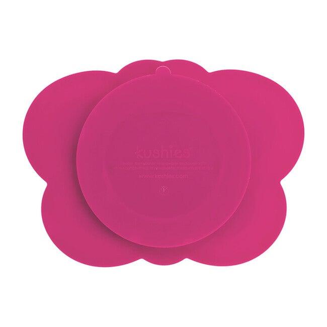 Kushies Silicone Feeding 5 PC Set, Candy & Purple