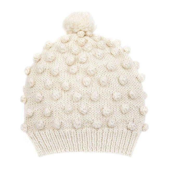 Popcorn Hat, Cream