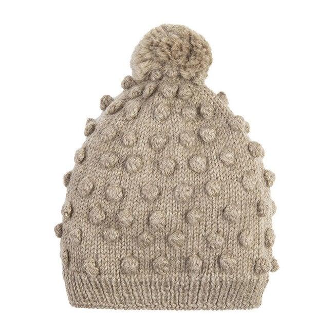 Popcorn Hat, Taupe