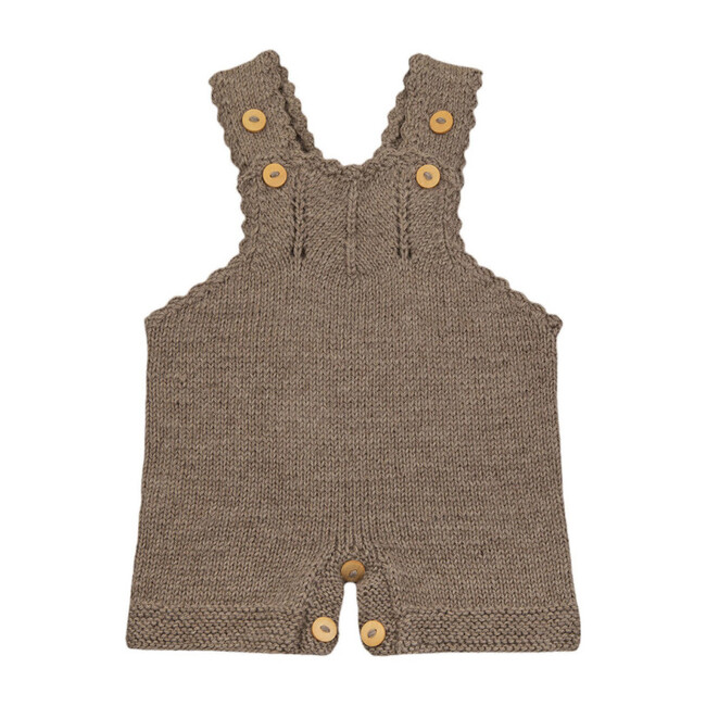 Dungarees, Taupe