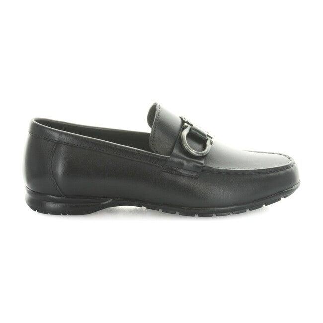 Liam's Strap Loafer, Black
