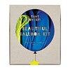 Blue Beautiful Balloon Kit - Decorations - 1 - thumbnail