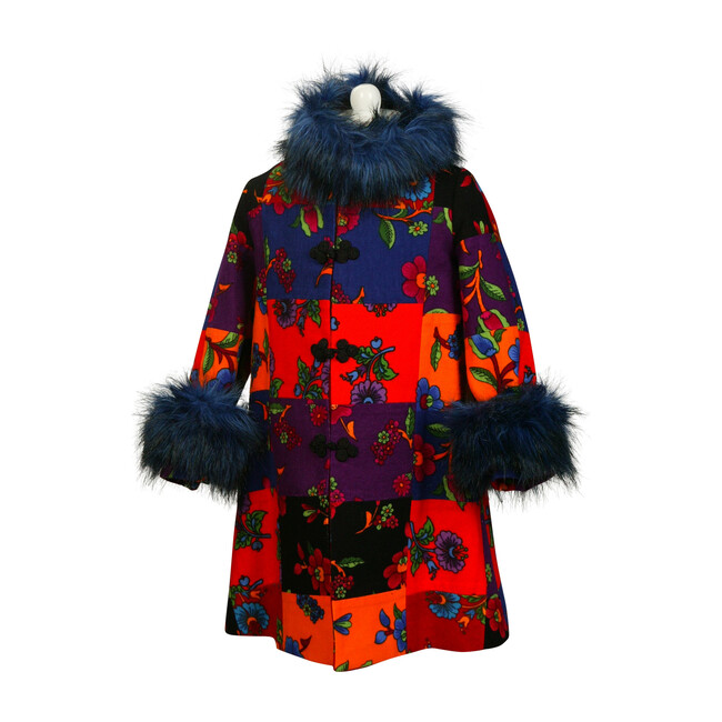 Patchwork Heritage Coat