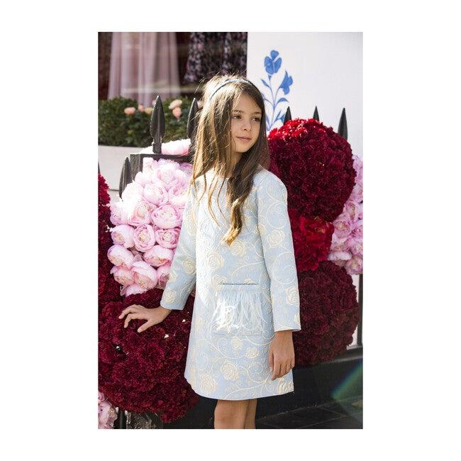 A-line Dress, Royal Blue