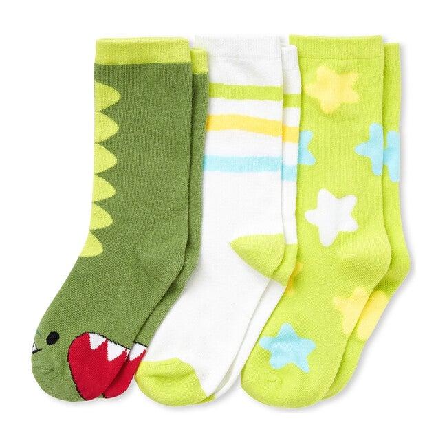 Dayo the Dinosaur Socks