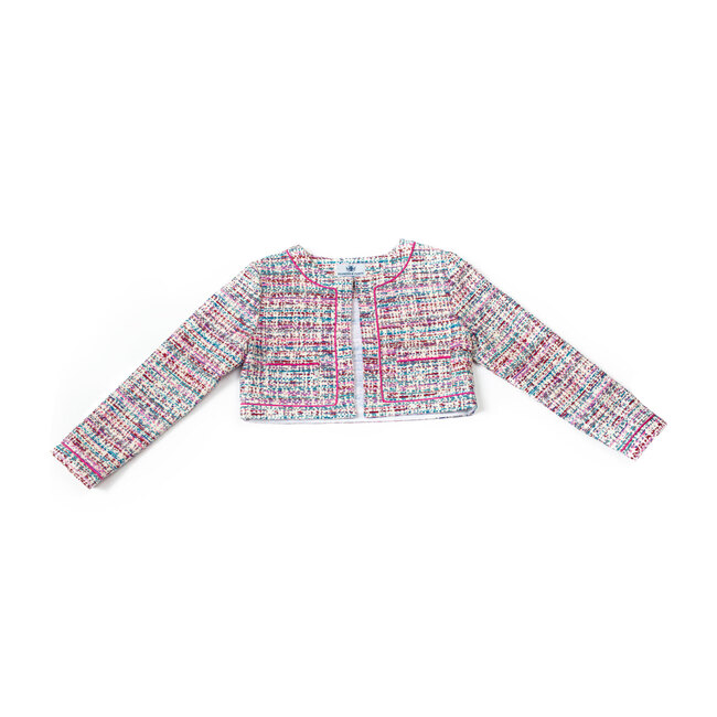 Coco Jacket, Purple and Pink