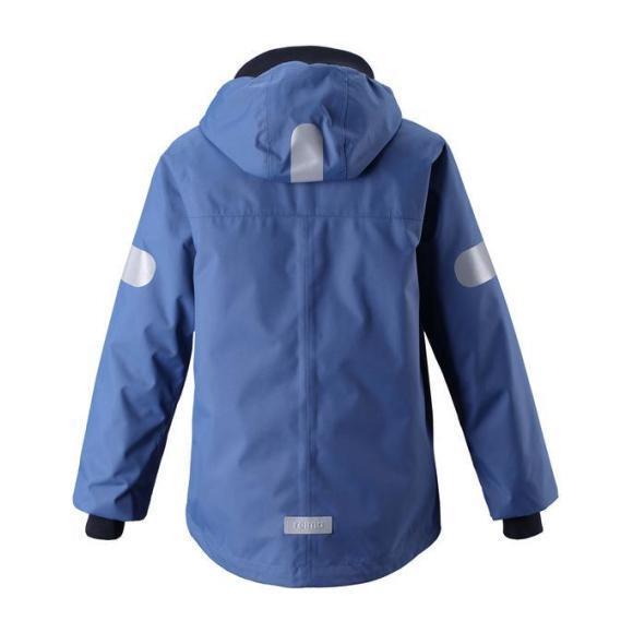 Reimatec winter jacket Seiland, Denim blue