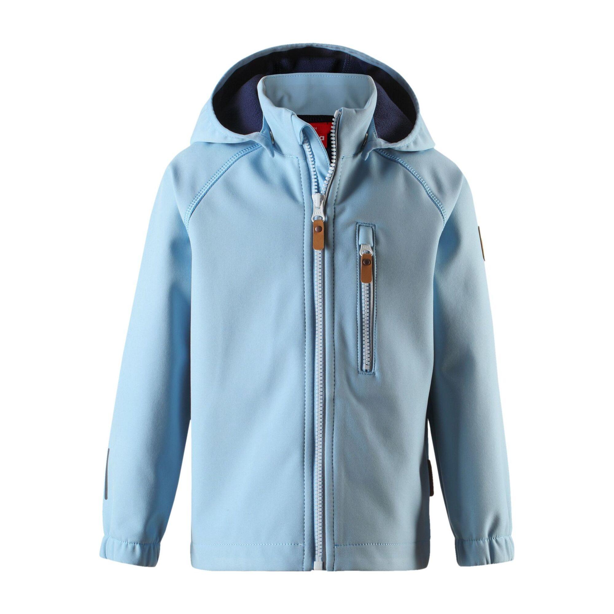 Vantti Softshell Jacket, Blue Dream