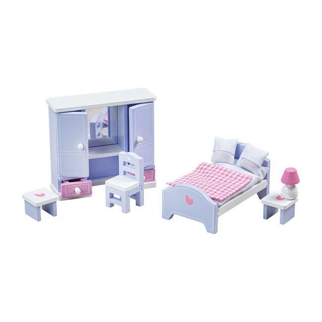 Doll Furniture Set, Bedroom