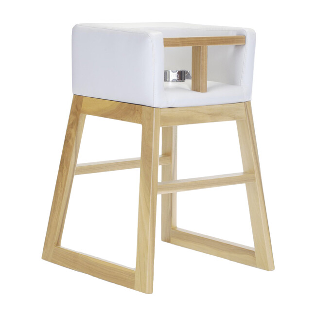 Tavo High Chair, Maple Frame