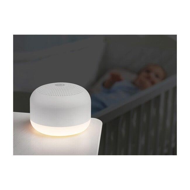 Travel Mini Sound Machine with Night Light