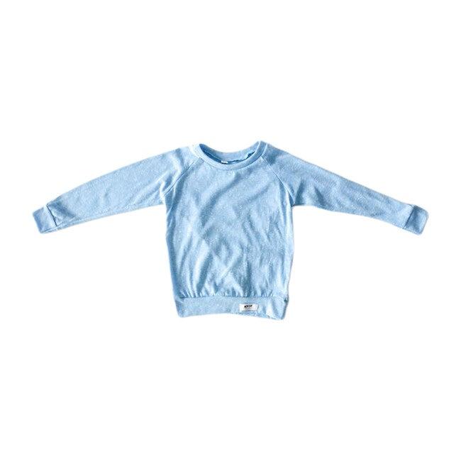 Raglan Top, Blue
