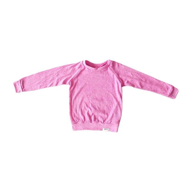 Raglan Top, Pink