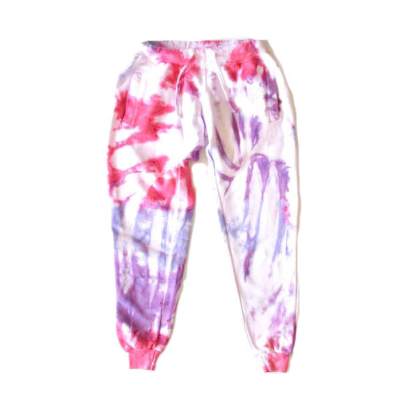 Adult Jogger, Pink & Purple
