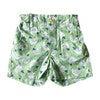 Shorts, White & Green Chickens - Shorts - 1 - thumbnail