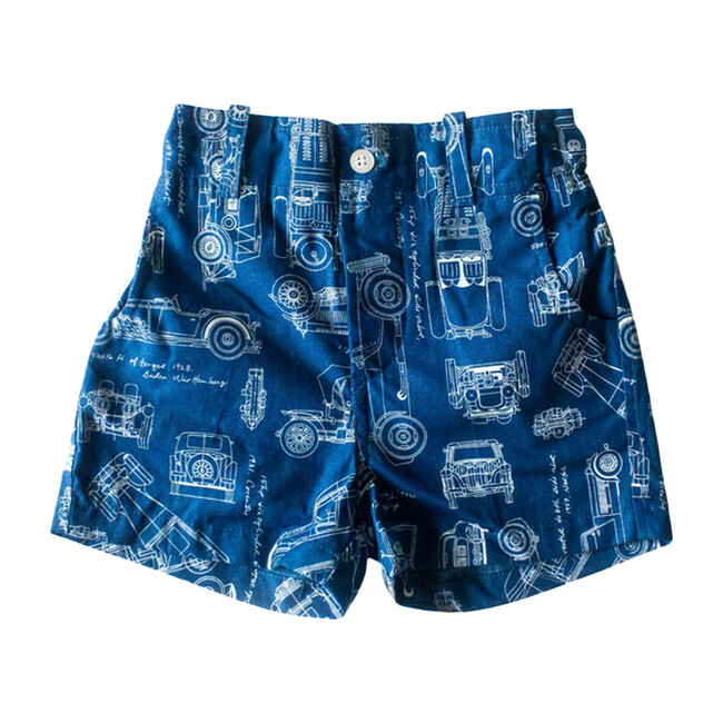 Shorts, Under the Hood Print