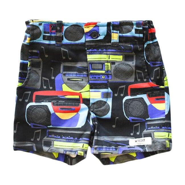 Boombox Shorts - Shorts - 1