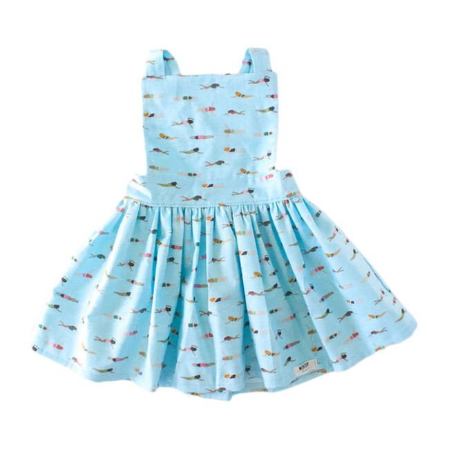 Pinafore Dress, Swimmers