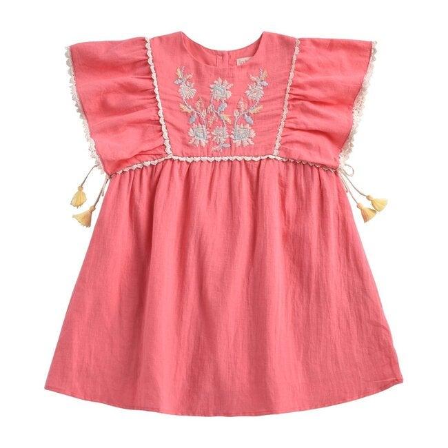 Khalo Dress, Strawberry