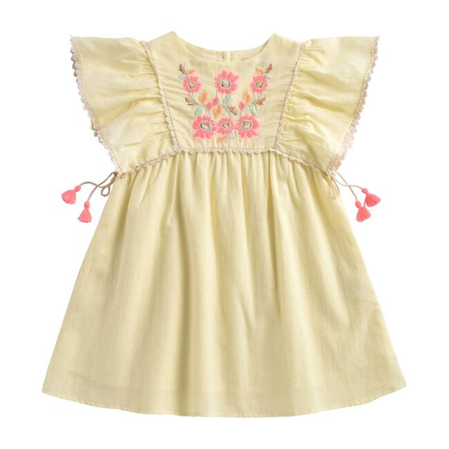 Khalo Dress, French Vanilla