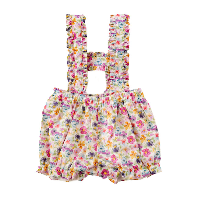 Birdie Bloomers with Straps, Liberty of London Violets