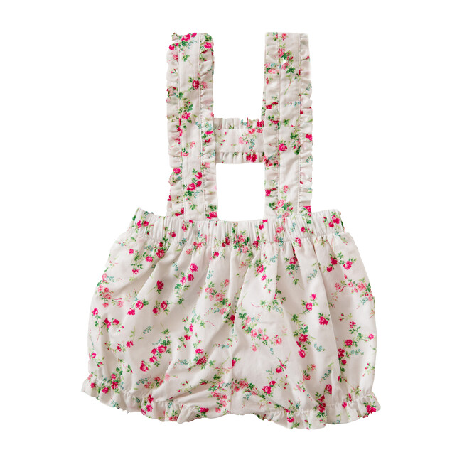 Birdie Bloomers with Straps, Liberty of London Roses