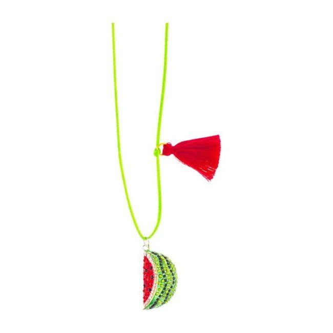 Watermelon Love Necklace