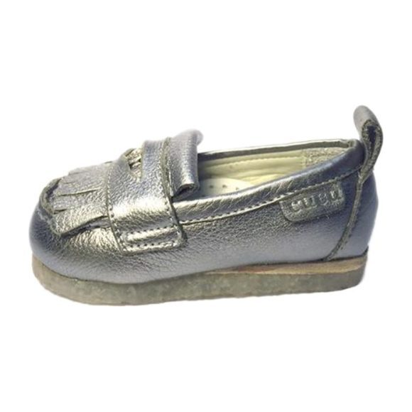 Peso Loafer, Silver Coin