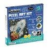Deluxe Pixel Art Kit - STEM Toys - 1 - thumbnail
