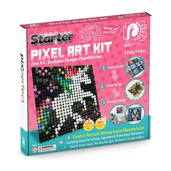 Starter Pixel Art Kit