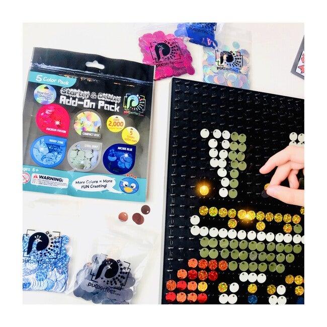 5 Pixel Color Pack