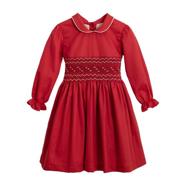 Eva Dress, Red