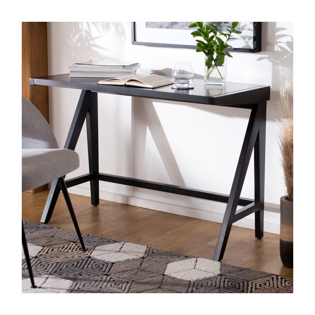 Ripley Desk , Black