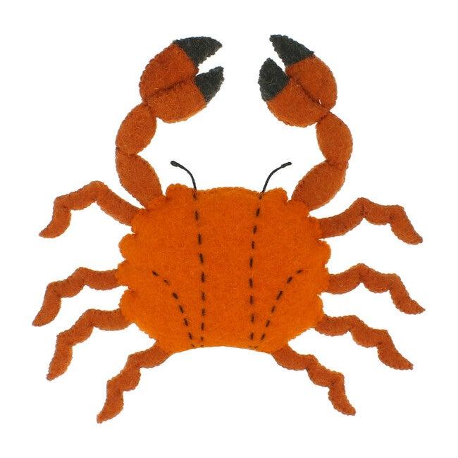 Mini Crab, Orange