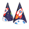 Trip To The Moon Party Hats - Party Accessories - 1 - thumbnail