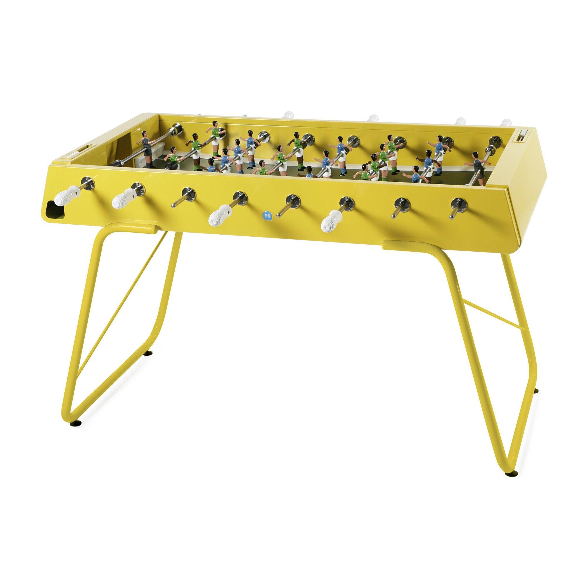 RS #3 Foosball Table, Yellow