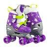Adjustable Quad Skates, Purple - Sports Gear - 2