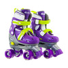 Adjustable Quad Skates, Purple - Sports Gear - 3
