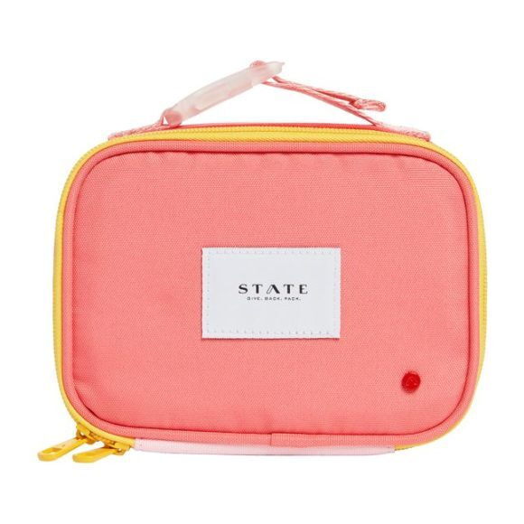 Ryder Snackpack, Pink/Lemon