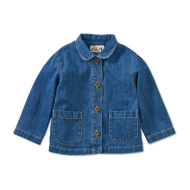 The Chore Coat, Denim