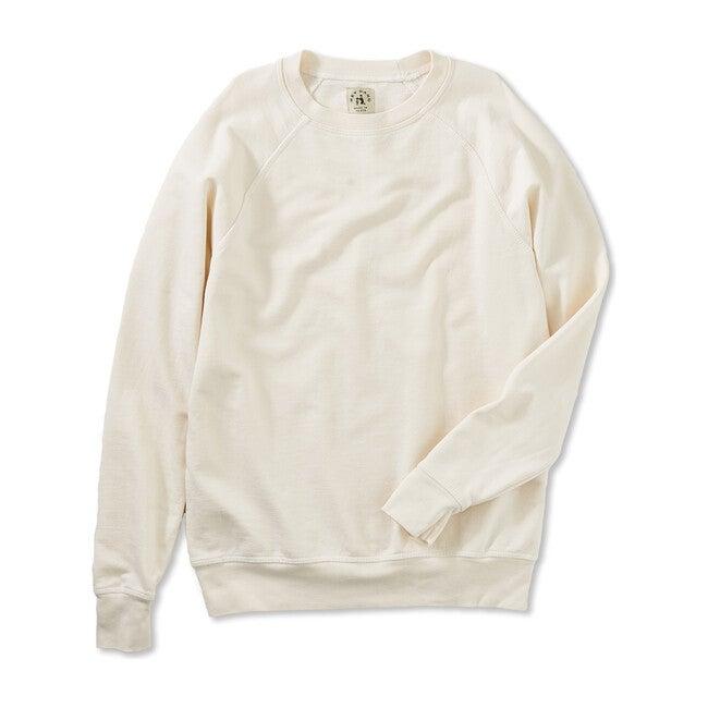 Adult Sweatshirt, Natural