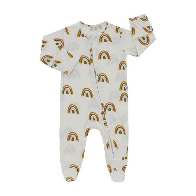 Rainbow Footed Pajama