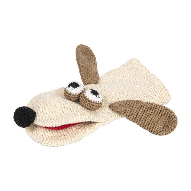 Doug the Dog Hand Puppet