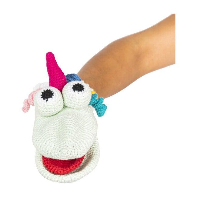 Uma the Unicorn Hand Puppet