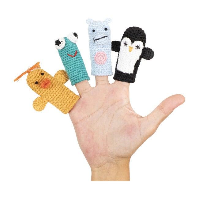 The Splashers Finger Puppets