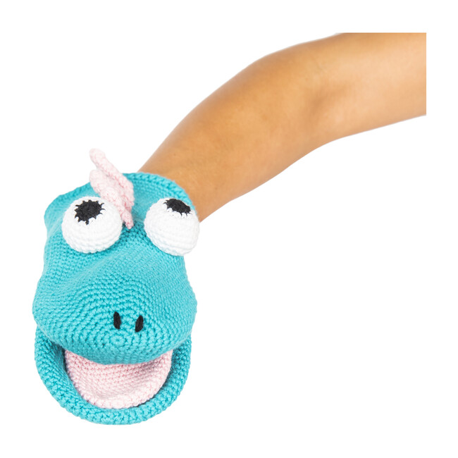 Danny the Dinosaur Hand Puppet