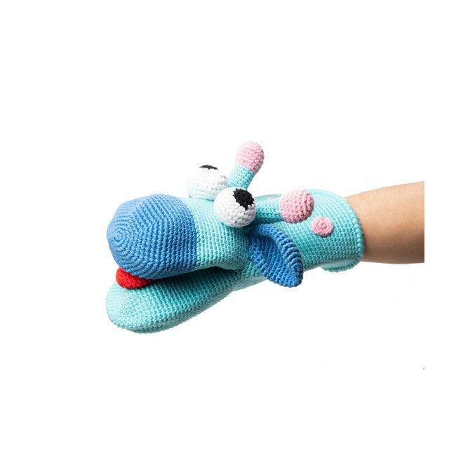 Gus the Giraffe Hand Puppet
