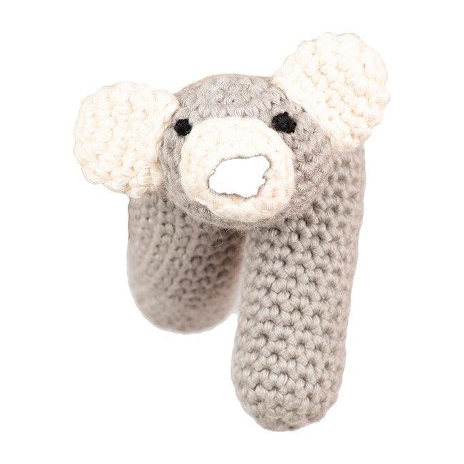 Cara the Koala Two Finger Puppet, Set of 2 - Plush - 1